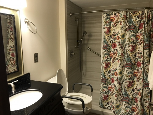 Stately Living Private Bathroom